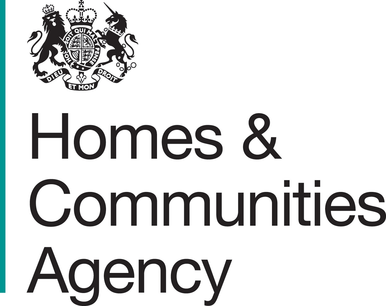 Homes and Comms Agency logo