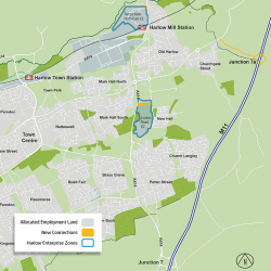 Enterprise Zone sites